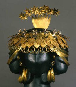 Puabi's headdress