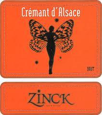 Zinck Cremant d'Alsace