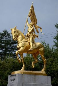 6. Joan of Arc in Portland